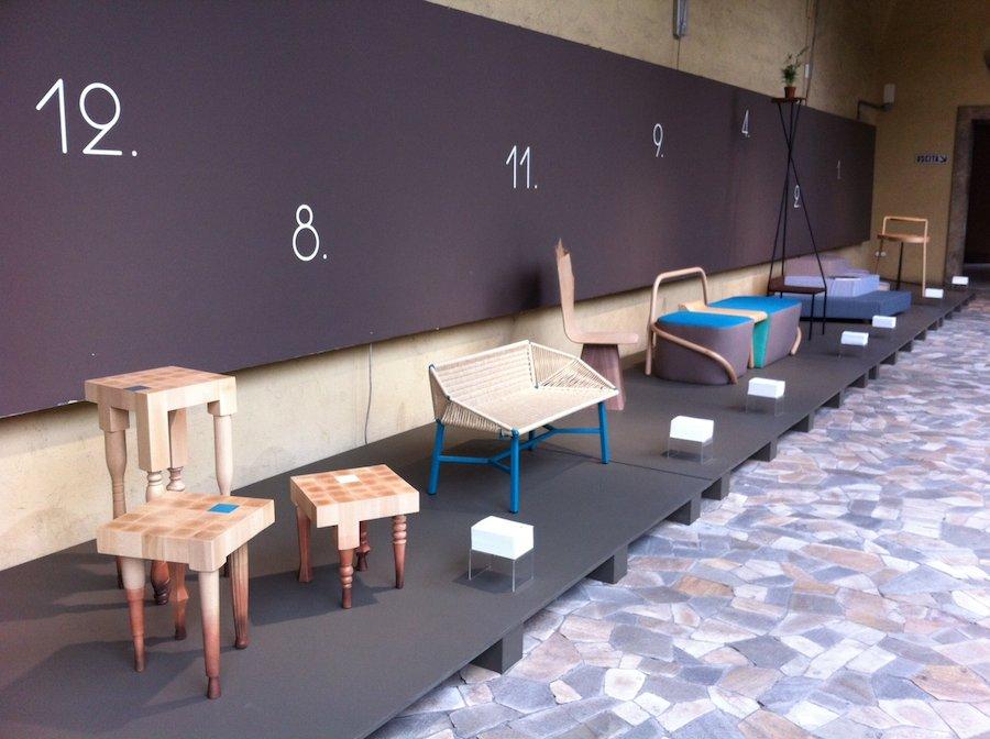 Il design del distretto della sedia alla 59 casa moderna for Casa moderna udine