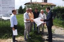 Al via i lavori del posteggio area verde di Rubignacco