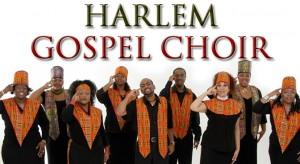 HarlemGospelChoir Auxilia concert for life