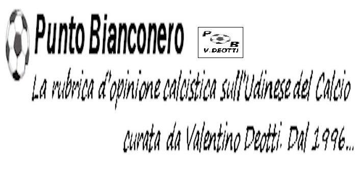 Udinese scendi immediatamente, una volta per tutte da quell'altalena: ora devi diventare grande e basta