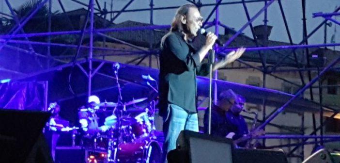 FESTIVAL DI MAJANO – ANTONELLO VENDITTI inaugura la 61° edizione.