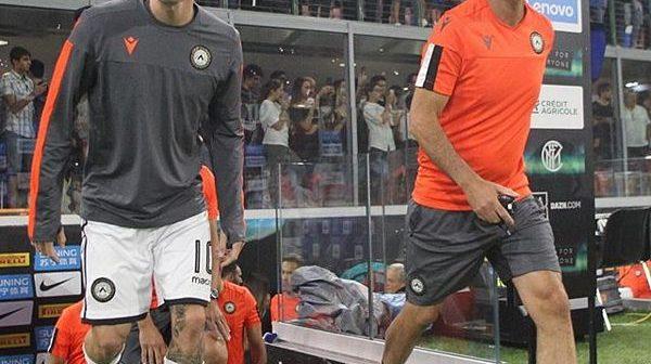 """Samp 2 Udinese 1, questione di """"testa"""""""