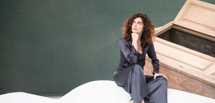 TERESA MANNINO – Annullato lo spettacolo di Pordenone.