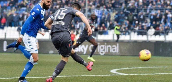 Brescia 1 – Udinese 1: questione di punteggiatura
