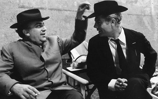 CINEMAZERO: Buon Compleanno Federico! -tre speciali documentari di Gideon Bachmann per ricordare Federico Fellini!
