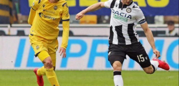 Udinese 0 – Verona 0: questione di amore e odio