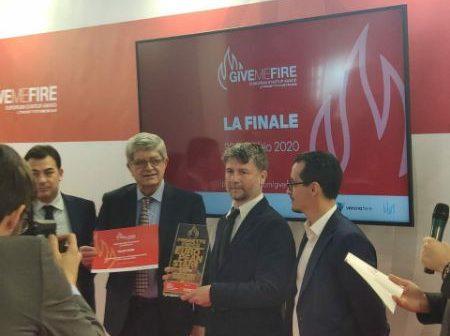 Startup udinese vince a Progetto Fuoco con l'innovazione eco per le stufe a pellet