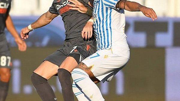 LE PAGELLE DI STERA : SPAL vs UDINESE 0 – 3