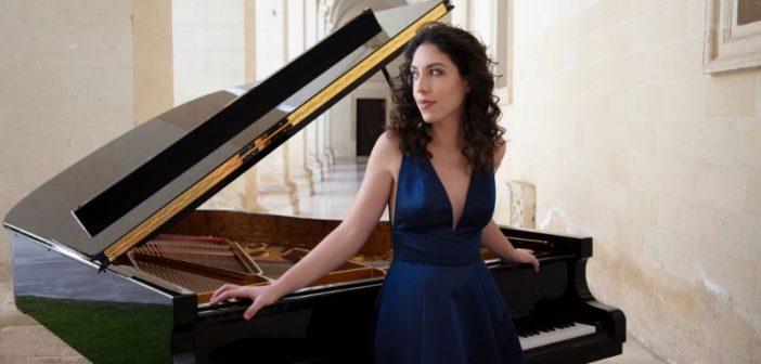 La pianista Beatrice Rana apre la stagione musicale del Teatro Nuovo Giovanni da Udine