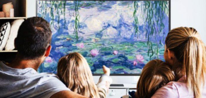"""Nasce """"Art.Live!"""" per visite guidate online in diretta alle mostre  Aperte le prevendite per """"Monet e gli Impressionisti"""""""