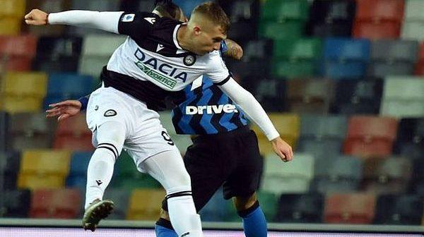LE PAGELLE DI STERA – UDINESE vs INTER : 0-0