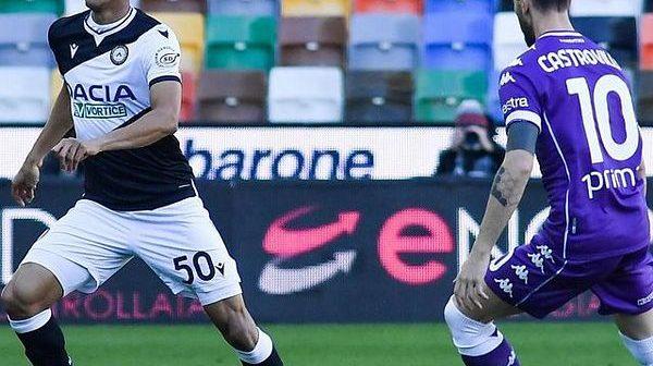 LE PAGELLE DI STERA : UDINESE vs FIORENTINA 1-0
