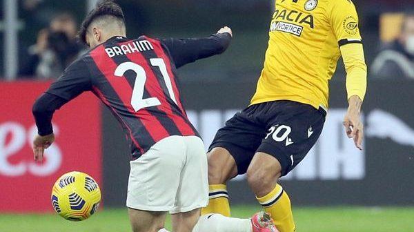 LE PAGELLE DI STERA : MILAN vs UDINESE 1-1